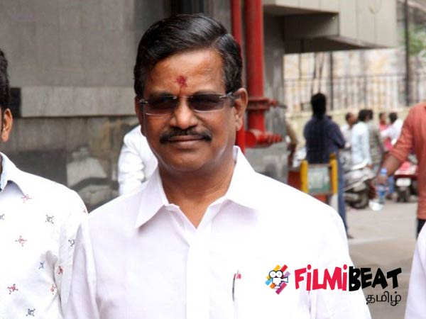 Kalaipuli S Thanu helps Rs 1 lakh late to PS Veerappa son