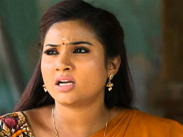 Actress Nandhini absconded