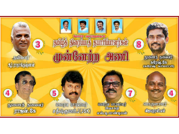 Radhakrishnan team leads in Producers council election