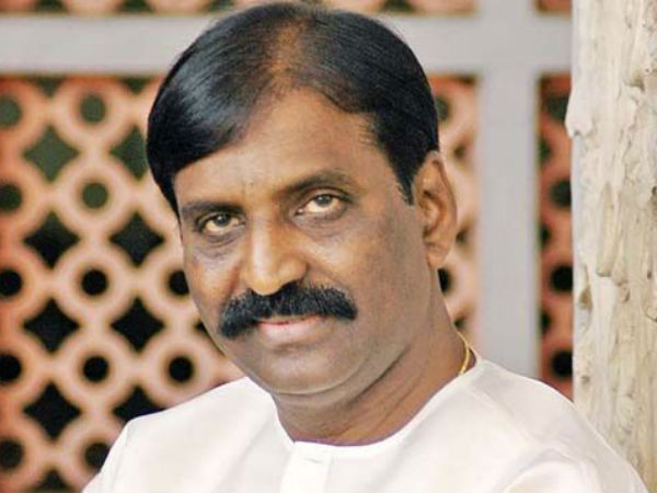 Vairamuthu does it again