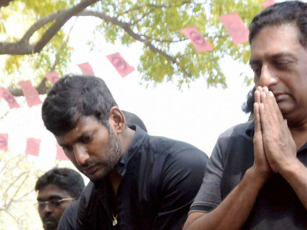 We will give priority to piracy issue, says Vishal