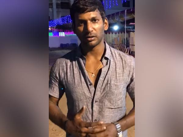 Why I contested for Producers council president post? - Vishal