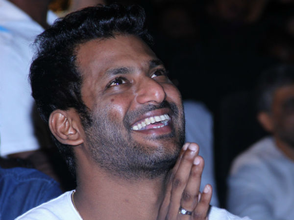 Is Vishal's one rupee donation for Farmers possible?