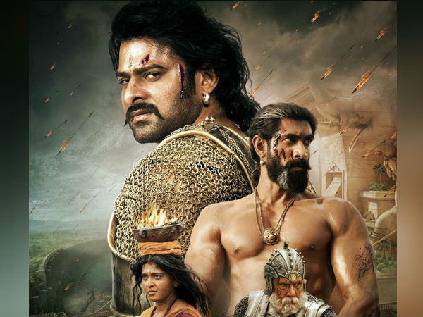 Why no film personalities talk about Baahubali?