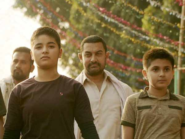 Dangal nearing Baahubali's collection