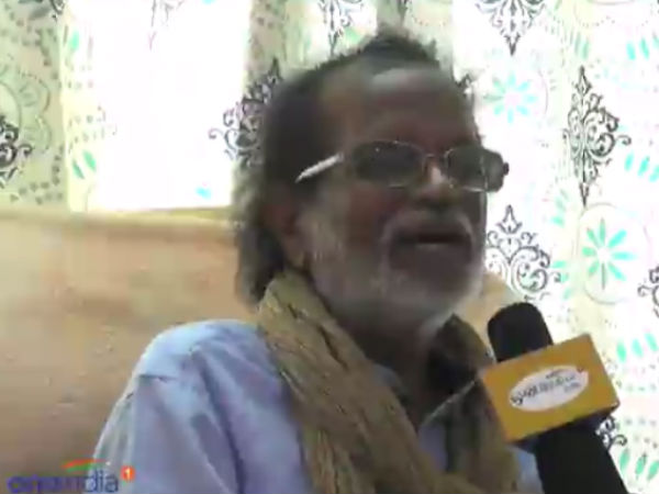 'அது' பிரேம்ஜி ஜாதகத்திலேயே இருக்கு: கங்கை அமரன்- எக்ஸ்க்ளூசிவ்