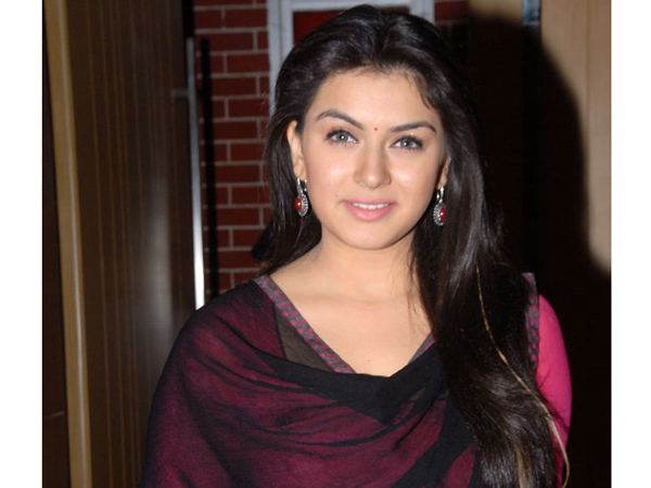 Hansika replaces Shruthi Hassan in Sangamithra
