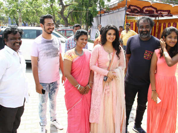 Keerthi Suresh launches AP Sridhar's Silicon Statue museum