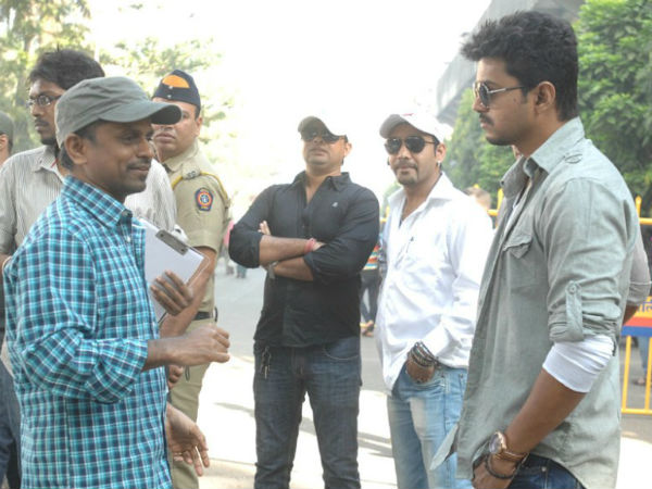 Sun Pictures to produce Vijay - Murugadass film