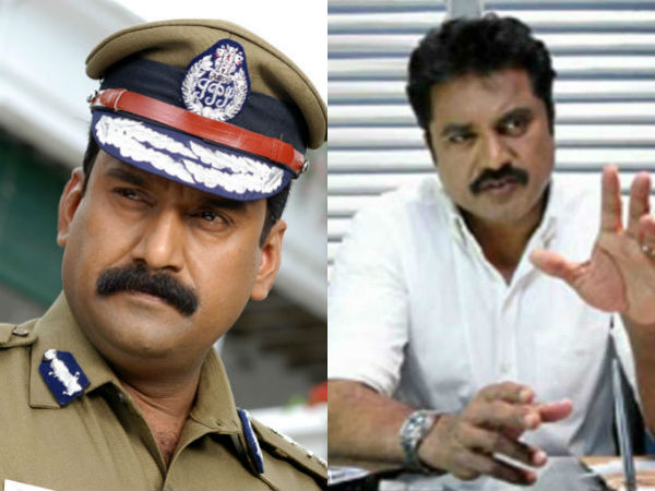 Sarath Kumar - Nepolean acting together after 12 years