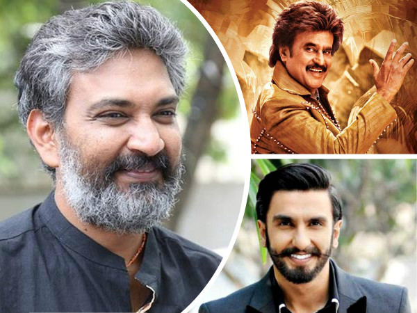 Raajamouli's next with Ranveer?