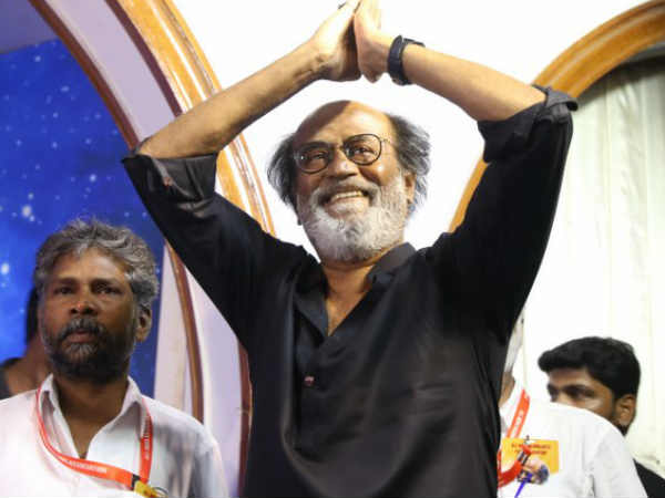 Rajinikanth's fitting reply to haters