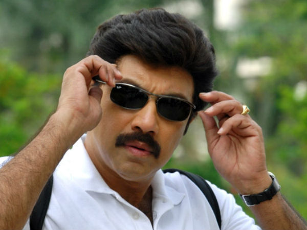 Sathyaraj, a lesson to upcoming actors
