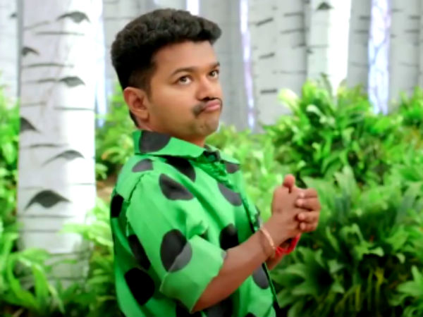Vijay's plan to attract children