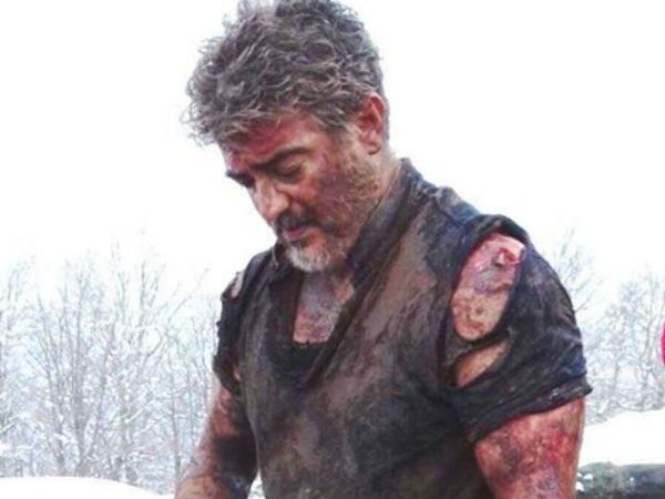 Is Ajith doing dual role in Vivegam?