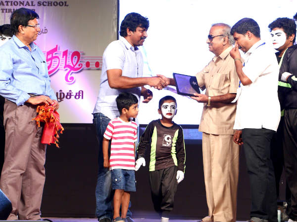 Lifetime achievement award to writer Rajeshkumar
