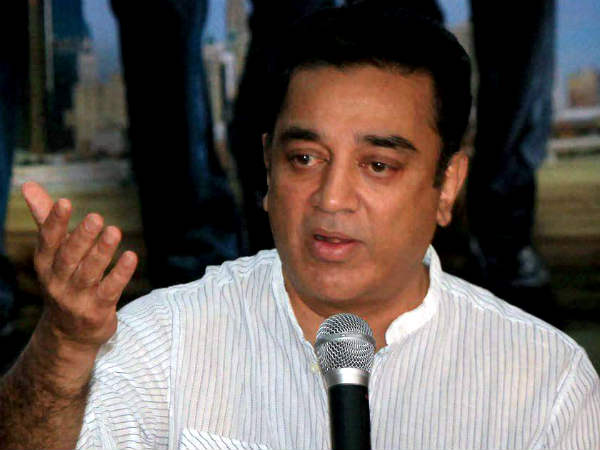 No need for GST on regional cinema - Kamal Hassan