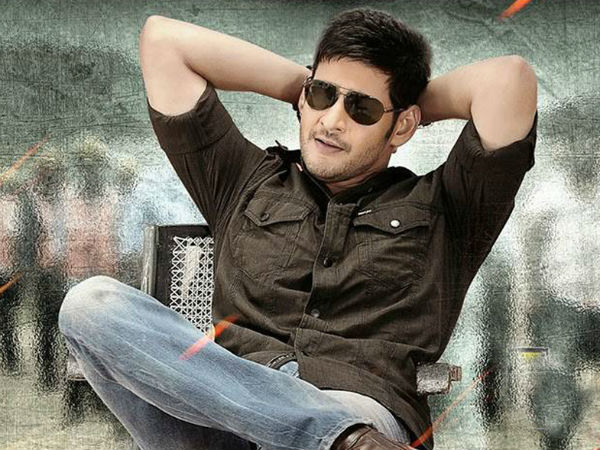 Actor Mahesh Babu is going to act in CM role