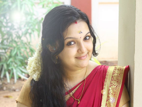 Picture of Saranya Mohan goes viral