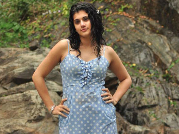 Jacqueline spreading gossip about Taapsee?