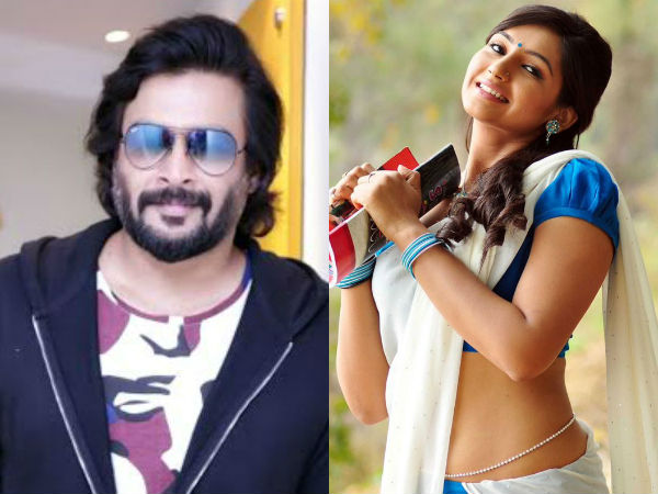 Ragini Dwivedi gets attracted by Maddy's smile
