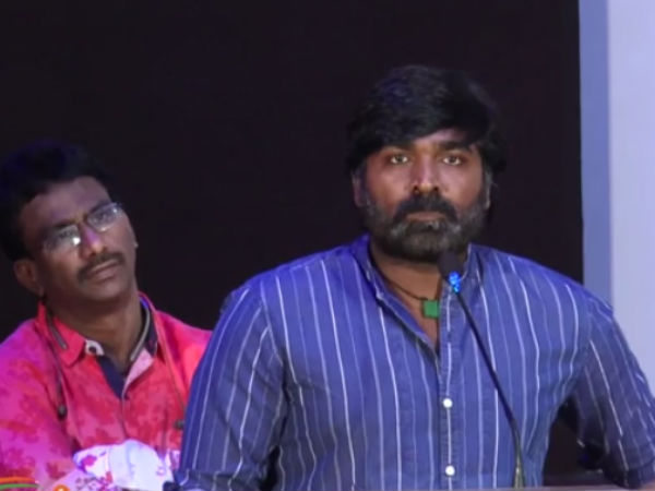 Varu is a fast, bold and confident actress told Vijay Sethupathy
