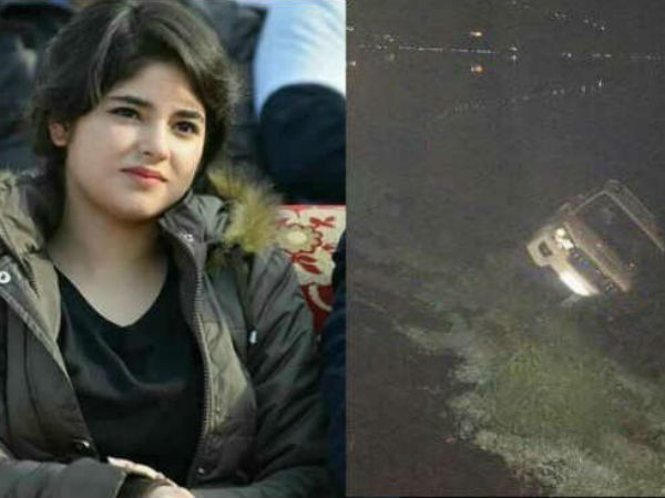 'Dangal' star Zaira Wasim rescued from Dal Lake after car accident