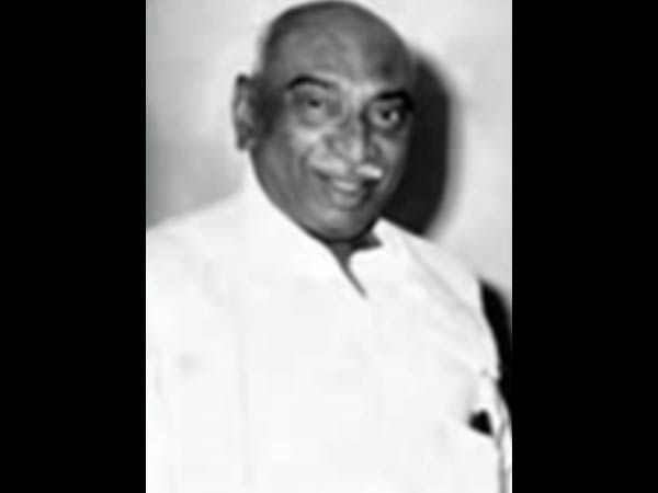 Kamaraj, The last mercy of time!
