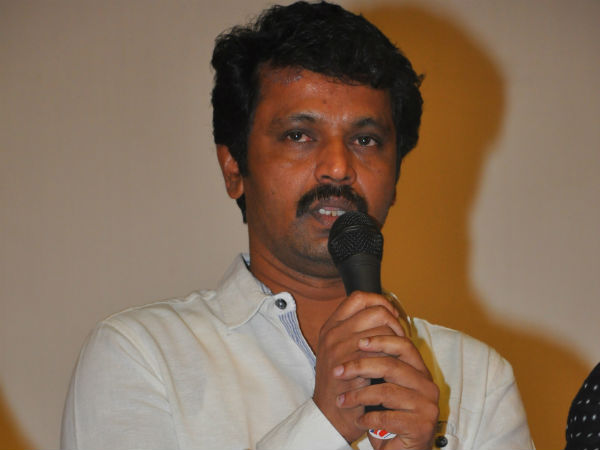 Director Cheran thanking to Rajinikanth