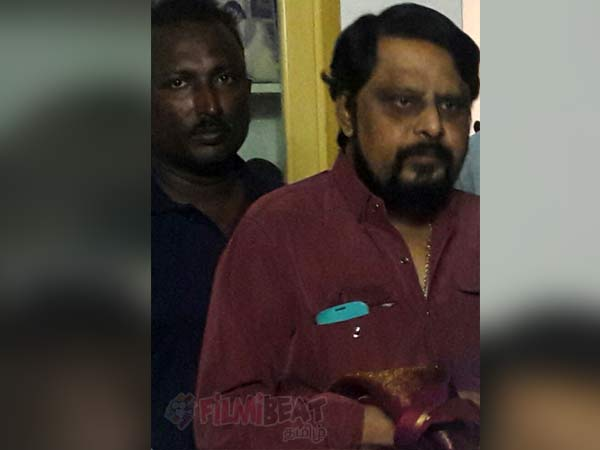Vikraman elected as Director Association President