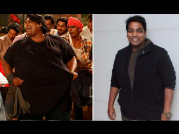 Wow, what a transformation Ganesh Acharya!