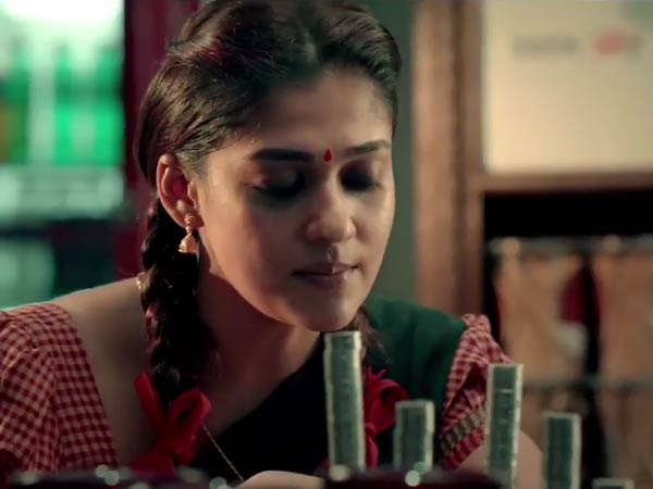 Nayanthara gets Rs 5 cr for DTH ad