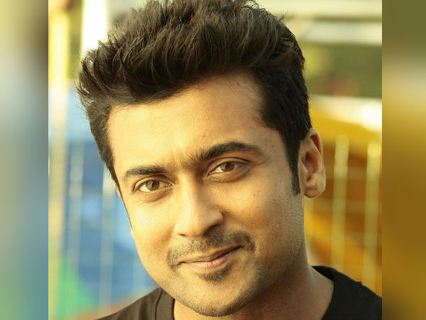 Suriya's TSK second look revealed