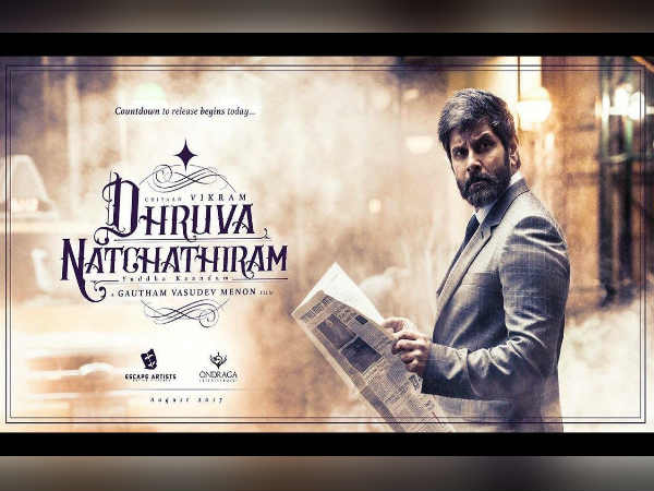 Dhruva Natchathiram shooting in Turkey
