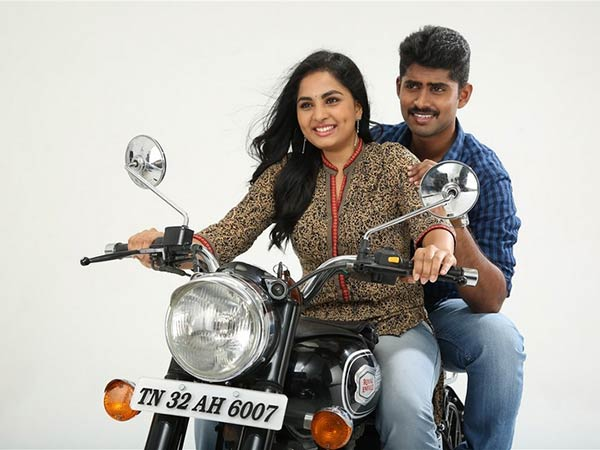 Actor Kathir plays a cop role in his upcoming movie Sathru