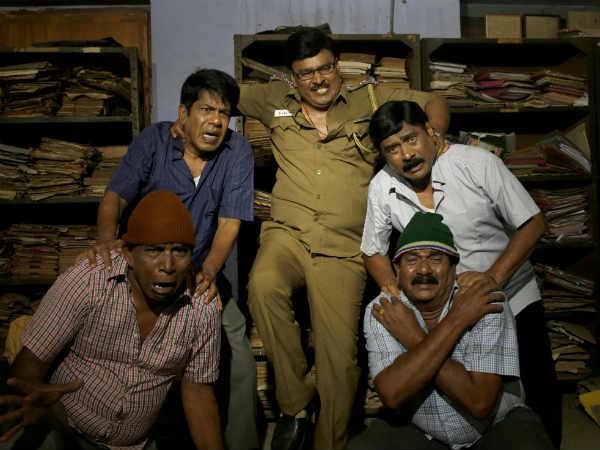 6 இயக்குநர்கள், 4500 துணை நடிகர்கள்... 'கிளம்பிட்டாங்கய்யா கிளம்பிட்டாங்கய்யா'!