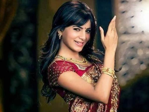 Samantha to wear an old saree in her marriage