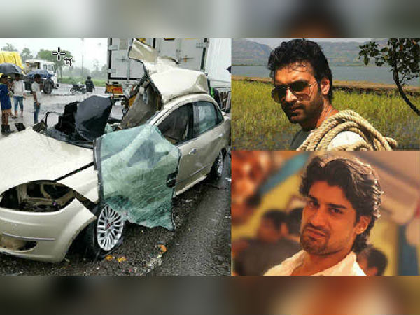 Two TV actors killed in road accident