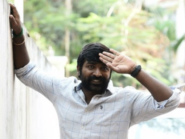 Will Vijay Sethupathi play this role in Junga