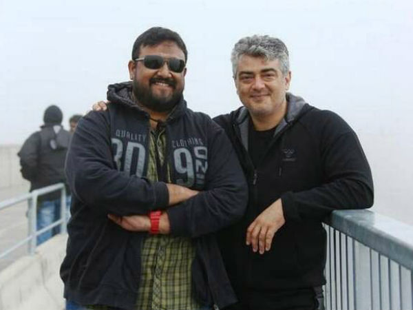 Ajith sir statement was happened, says siva