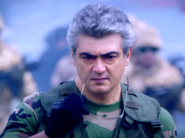 Ajith's Vivegam teaser set new record