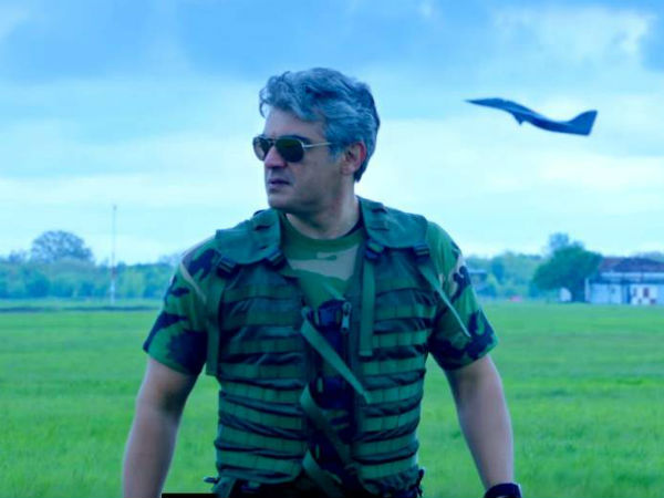 Vivegam enters Rs. 100 crore club