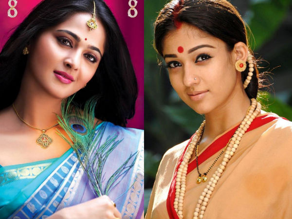Nayanthara, Anushka denied to play a role