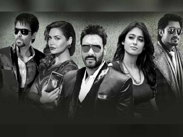 Baadshaho has mass opening in bollywood