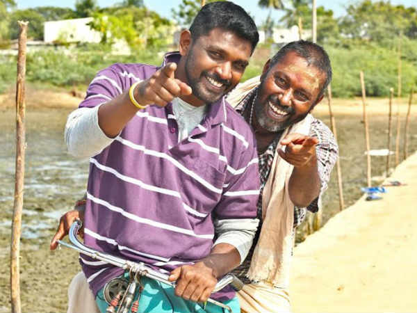 Vijay Milton's brother in Golisoda 2