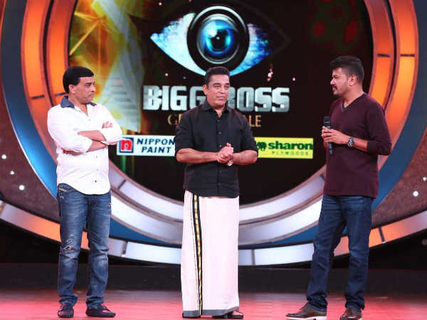 Official announcement of Indian 2 in biggboss show