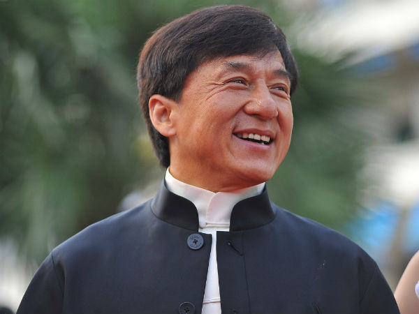 Jackie Chan will give surprise to his wife