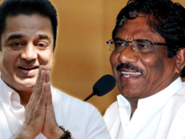 'தாங்க மாட்டீங்க': கமலின் அரசியல் பிரவேசம் குறித்து அன்றே சொன்ன பாரதிராஜா