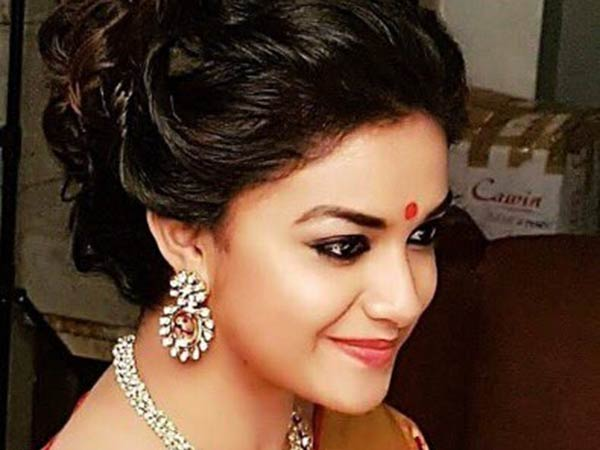 OMG! Those Leaked Photos are not Mine - Keerthi Suresh gets panicked