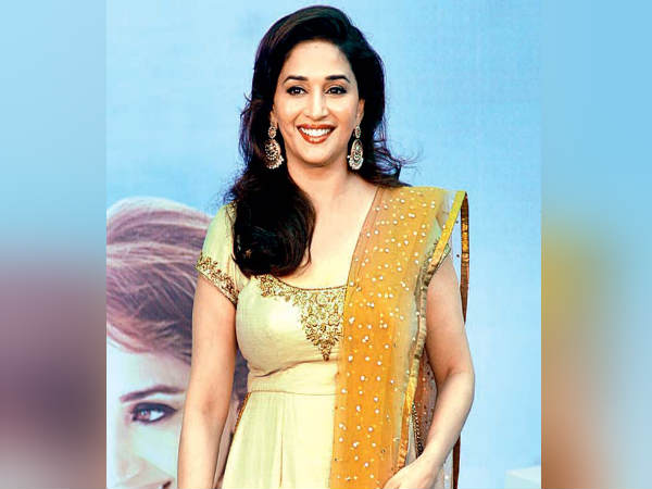 Madhuri Dixit is a producer now